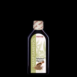 Hanfsamenöl kaltgepresst 250 ml