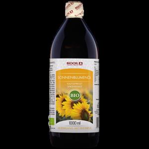 Sonnenblumenöl kaltgepresst BIO 1 L