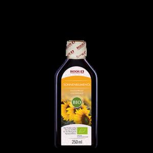 Sonnenblumenöl kaltgepresst BIO 250 ml