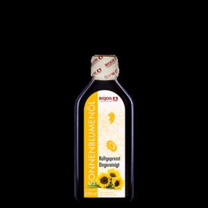 Sonnenblumenöl kaltgepresst 0,25 l